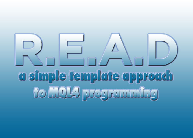simple template based mql4 programming